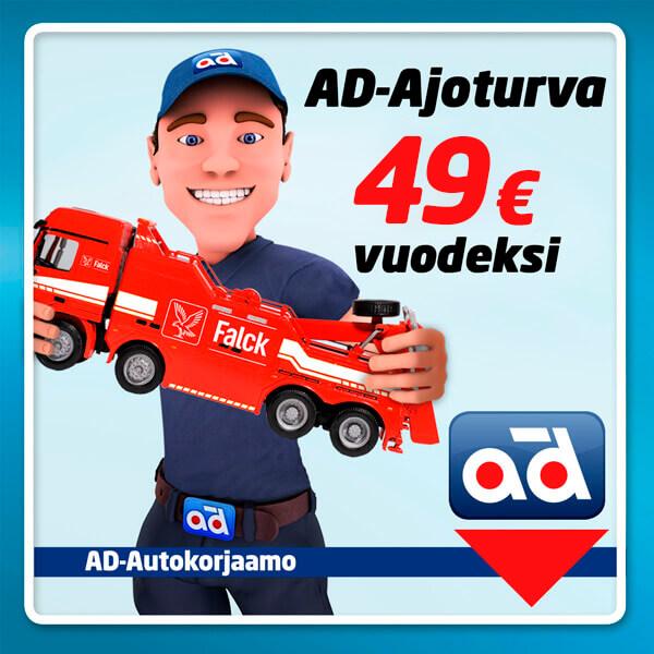 AD ajoturva 49€